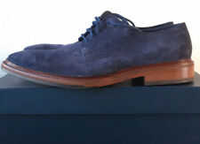 Cole Haan Williams Wlt. Buck II Blue Suede Oxford