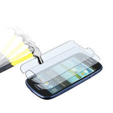 2 x PANZERFOLIE Samsung Galaxy S3 Mini Panzer KLAR TPU Displayschutzfolie Folie