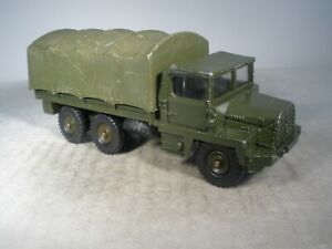 Dinky Toys Military FRENCH DINKY BERLIET GAZELLE ARMY TRUCK #824 GREAT CONDITION