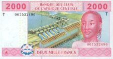 East African States - Congo banconota nove di 2000 franchi pick 108 UNC