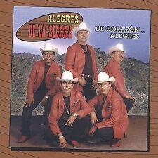 Alegres De La Sierra : De Corazon Alegres CD