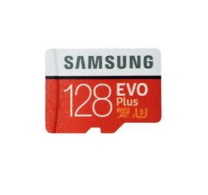 128GB Samsung MicroSDXC Evo Memory Card for Nintendo Switch, GoPro Hero7 Hero8