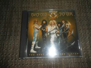 The Best of Twisted Sister (CD 1992 Atlantic Canada)