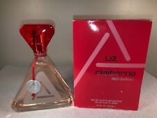 Red Sunset by Liz Claiborne 3.4oz EDT Spray Women's Perfume  - NEW IN BOX (A38)