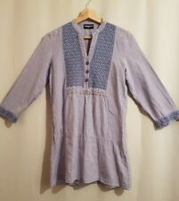PINKBERRY Clothing Ladies Size Small Check Summer Outgoing Shirt Dress