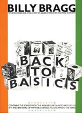 Back to Basics (MCL); Bragg, Billy, Melody/Chords/Lyrics, FABER - 571534597