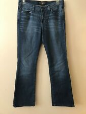 Lucky Brand Womens Jeans Sweet' N Low  Distressed Blue Jeans Size 12 / 31