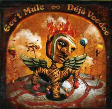 GOV'T MULE (Warren Haynes) - Deja Voodoo - 2 CD Set !! - NEU/OVP