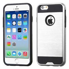 Étuis, housses et coques avec clip argentés iPhone 6 pour téléphone mobile et assistant personnel (PDA)