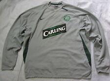 Celtic Glasgow Training Veste Sweat Nike 2007-2008 écossais adulte Taille XL
