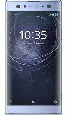 Sony XPERIA xa2 ULTRA BLACK BLUE ORO ARGENTO merce nuova commercianti senza contratto