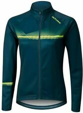 Altura Womens Airstream Long Sleeve Jersey Teal / Green Size 14