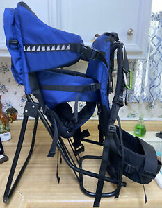 MEC Mountain Equipment CO-OP Baby/Child Carrier Premium Hiking Backpack