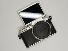 Panasonic Lumix DMC-GF7 Micro 4/3 Camera (Body Only)