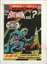 Brave And Bold #95 Vf/Nm