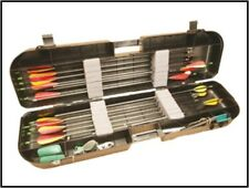 MTM Arrow Plus Case, Holds 36 Arrows, Smoke