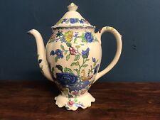 Masons Ironstone Regency Coffee Pot