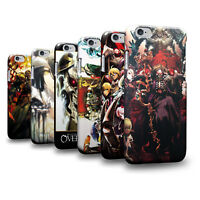 PIN-1 Anime Overlord Hard Phone Case Cover Skin for Samsung A Series