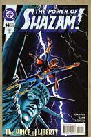 Power Of Shazam #14-1996 vf 8.0 Captain Marvel Junior Jr Gil Kane
