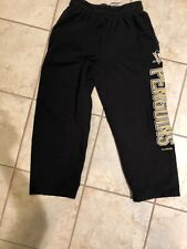 Pittsburgh Penguins Reebok NHL Youth Size Large Black Sweatpants