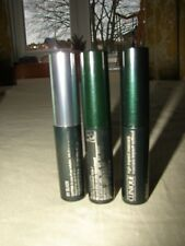 BNWOT 3 travel size tubes of 3.5ml Clinique high impact mascara, colour 01 black