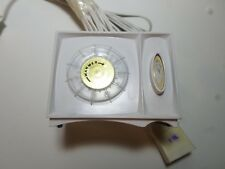 Vintage Electric Heating Blanket Controller  2 Prong