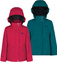 Regatta Spinney Womens Waterproof Hydrafort Thermo-Guard Hooded Jacket