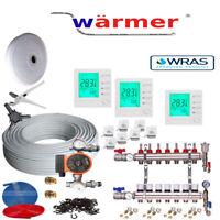 warmer Underfloor Heating Multi  KIT- Water Wet 5 Layers Pipe 10-200 SQM