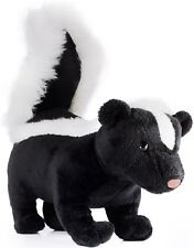 Seymour the Skunk   9 Inch Long (Without Tail) Skunk Stuffed Animal Plush