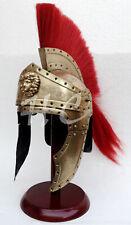 Brass decorated Roman Officer helmet Legate Consul Tribune Prefect Praetorian