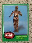 1977 Topps Star Wars Series 4 Trading Cards 34