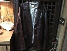 Just Cavalli Leather Jacket Men Size XLRoberto Cavalli 100% Pure Italian leather