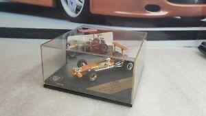 quartzo/F1 - 1969 LOTUS 49 - JOHN LOVE- 1/43 SCALE MODEL CAR - 4014