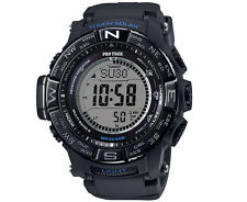 Casio Men's 56mm PRO TREK PRW3510Y-1D Triple Sensor 3rd Version Sports Watch - B