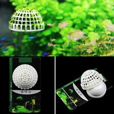 Aquarium Float Moss Ball Filter Decor Fish Tank Shrimp Green Live Plant Holder