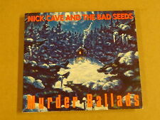CD / NICK CAVE AND THE BAD SEEDS ‎– MURDER BALLADS