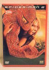 Doppel-DVD Spiderman 2 Lim.Edition, Neuwertig