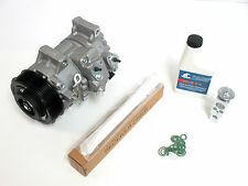 New A/C Compressor Kit Scion xD 2008 1.8 (6SEU14C) 1 Year Warranty