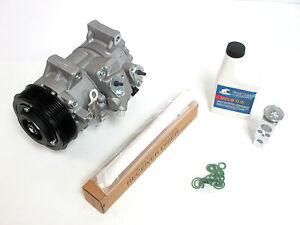 New A/C Compressor Kit Scion xD 2008 1.8 (6SEU14C) 1 Year Warranty