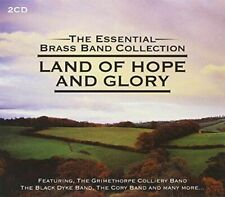 The Essential Brass Bands - Land of Hope and Glory [New & Sealed] CD