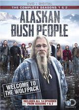 Alaskan Bush People: Sesson 1 And 2 [New DVD]