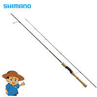Shimano TROUT RISE 63UL Ultra Light trout fishing spinning rod from Japan