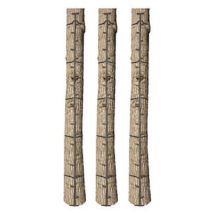 Big Game Hunting Quick Stick Steel Ladder Tree Climbing System, 20 Foot (3 Pack)