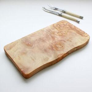 Olive Wood Chopping/Serving/Cheese Board - 30cm x 14cm x 2cm (F2CPN30NB)
