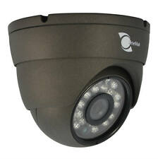 "LineMak Dome Camera, 1/3"" Sony CCD Sensor, 700TVL, 3.6mm, 23pcs LEDs. LS-NIRD3SF"