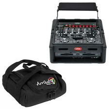 SKB 1SKB-R102 10 X 2 Roto Molded Rack DJ Mixer Case Console 1SKBr102 Arriba Bag
