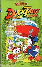 DUCK TALES  Micro-paperi da un'altra dimensione (1987) - VHS  Disney VI 4199
