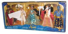 Disney Aladdin Live Action Agrabah Collection (2018) Hasbro - 5pc Fashion Dolls