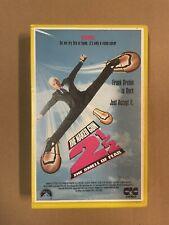 The Naked Gun 2 1/2 Ex-Rental Big Box VHS Tape English dutch subs Videoband