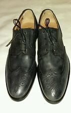 FLORSHEIM IMPERIAL lace up Brogues shoe Grey Size uk 11 eu 46 made in italy